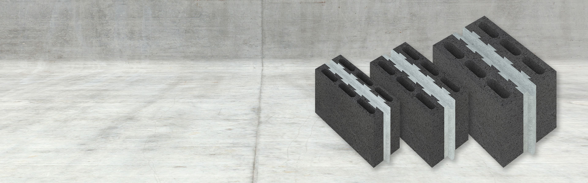 Thermally Insulated Hollow Blocks
